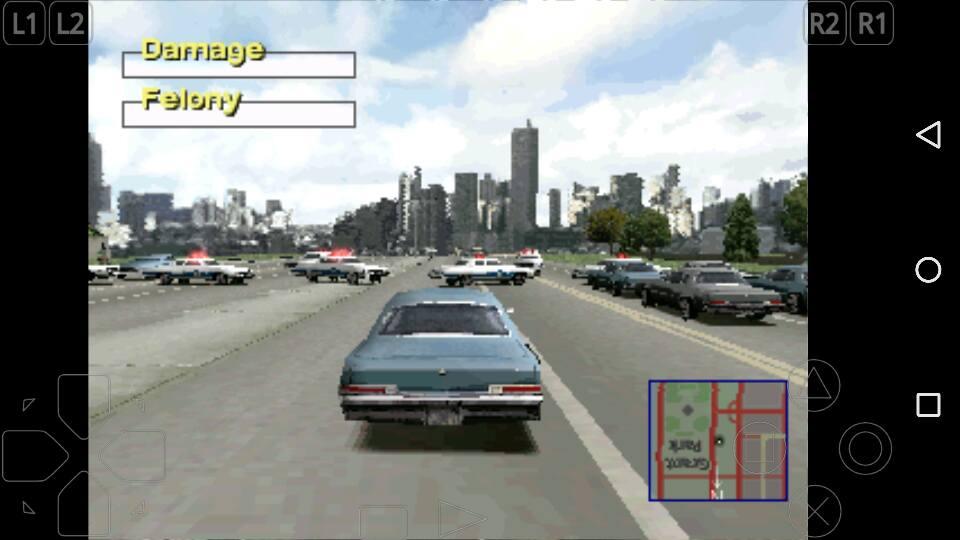 Dikepung Polisi Gan - Driver 2 di Android
