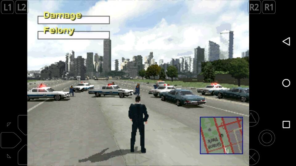Game Driver 2 di Android