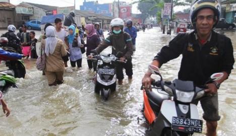 Banjir Ciledug