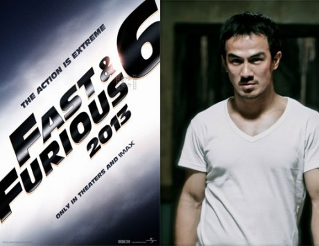Fast & Furious 6 Joe Taslim