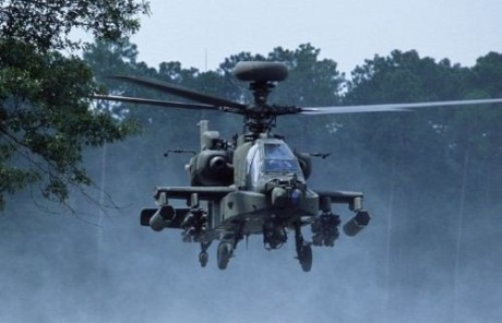 Apache AH 64D Longbow