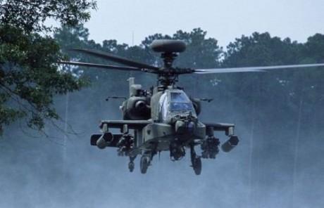 Apache AH 64D Longbow