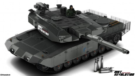 Leopard 2 Revolution Indonesia