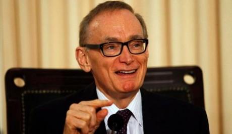 Bob Carr Mantan Menteri Luar Negeri Australia