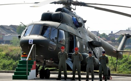 Helikopter Mi 17 Indonesia