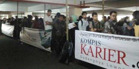Kompas Karir Fair 2013