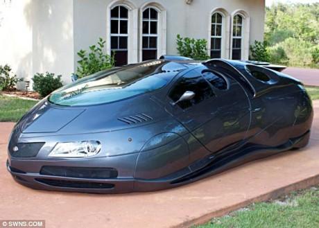 Mobil Masa Depan