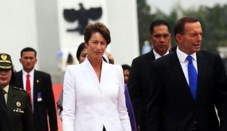 Tony Abbott Mengunjungi Indonesia