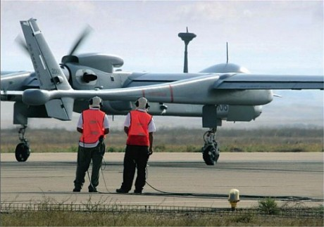 UAV Heron