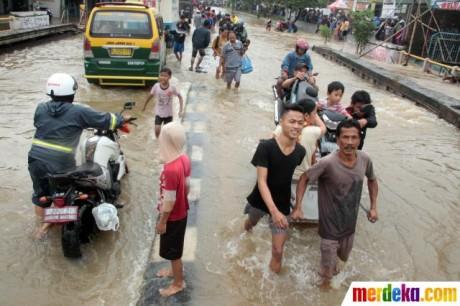 Banjir di Ciledug