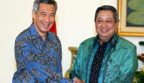 PM Singapura dan SBY