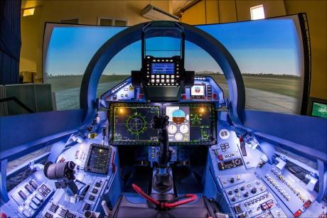 Simulator SU 35