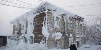 Yakutsk, Kota Paling Dingin Di Dunia