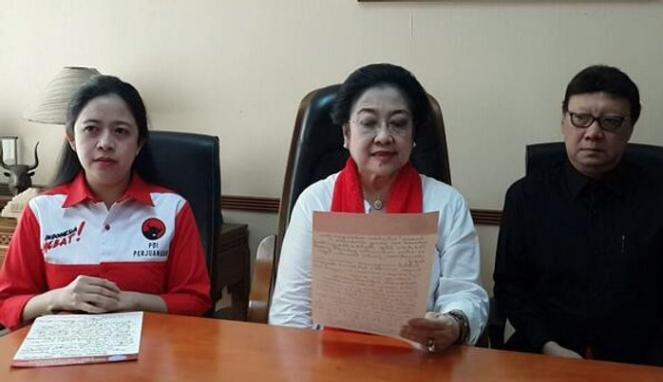 Mandat Megawati