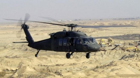 Helikopter Black Hawk TNI AD
