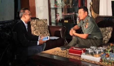 Permintaan Maaf Panglima TNI