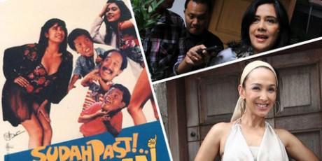 Wanita-wanita Seksi di Film Warkop DKI