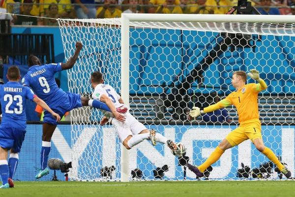 Balotelli Goal Piala Dunia 2014