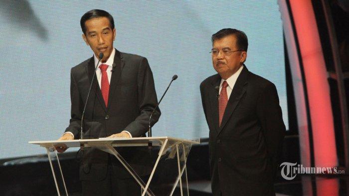 Debat Capres 2014 Jokowi Jusuf Kalla