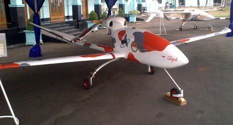 Drone Indonesia UAV Puna Gagak