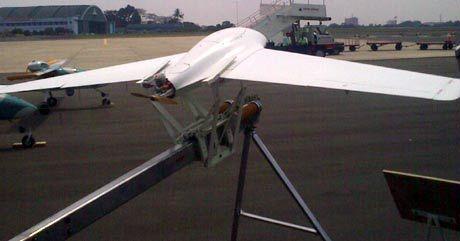 Drone Indonesia UAV Puna Sriti