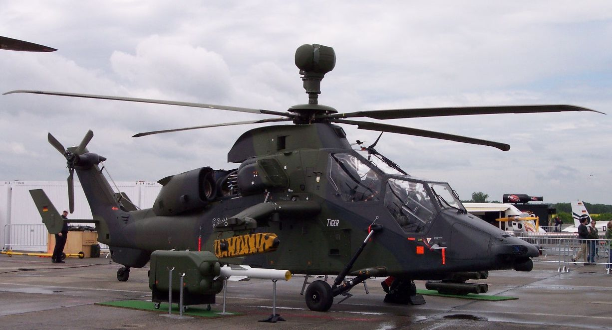 Eurocopter Tiger H61 Indonesia