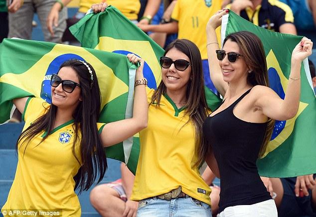 Fakta Menarik Brasil Melawan Kroasia