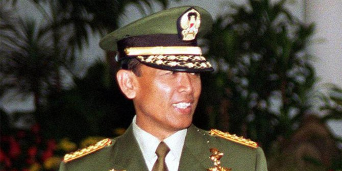 Jenderal TNI (Purn) Wiranto
