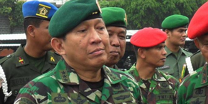 Letjen TNI (Purn) Suryo Prabowo