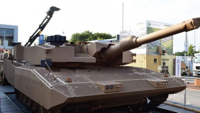Tank Leopard 2 RI Indonesia