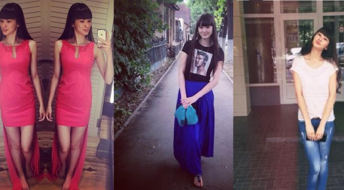 Atlet Voli Cantik Sabina Altynbekova 8