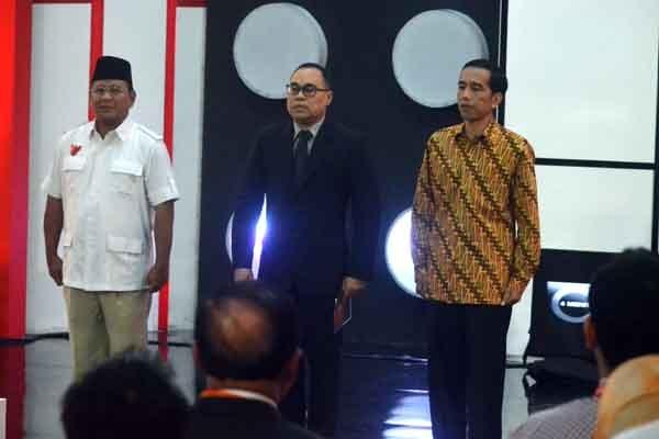 Debat Capres 2014 Tentang Politik Internasional & Ketahanan Nasional