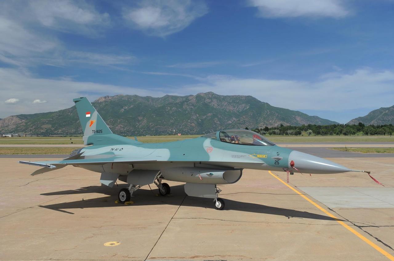 F-16 CD 52ID TNI AU