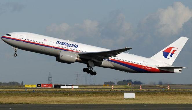 Kecelakaan MH17 di Ukraina