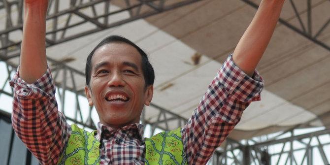 Membaca Karakter Jokowi
