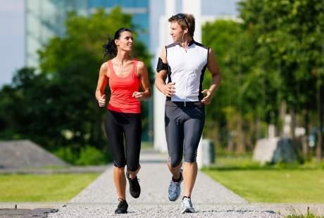 Tips Berpuasa Selama Bulan Ramadhan - Jogging