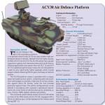 ACV30 Air Defence Platform
