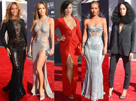 Artis Hollywood Super Seksi di MTV VMA 2014