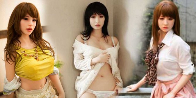 Boneka Seks Jepang