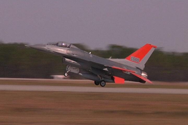 Drone QF-16, Pesawat F-16 Tak Berawak