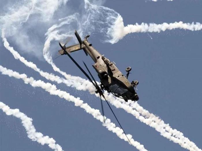 Helikopter Apache Indonesia (Ilustrasi)