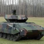 Oerlikon Skyshield Tank