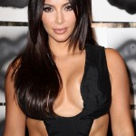 Penampilan Seksi Kim Kardashian