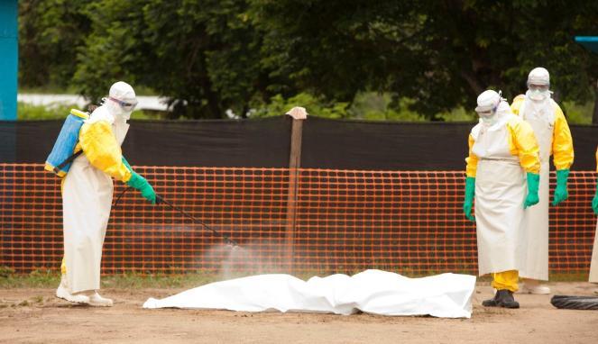 Penyebaran Wabah Ebola