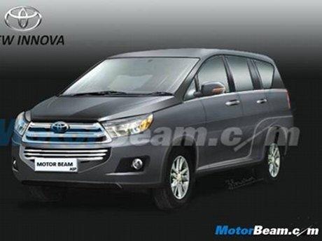 Toyota Kijang Innova Terbaru 2015