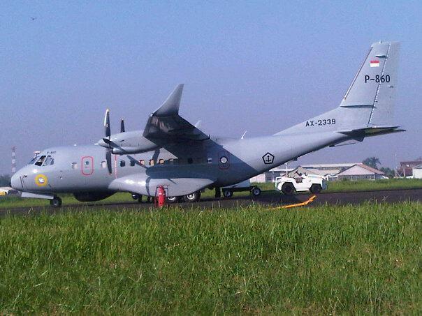 CN 235 220 MPA TNI AL Indonesia