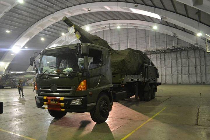 Oerlikon Skyshield TNI AU Mobile 4