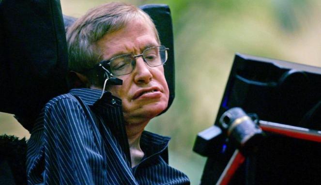 Penciptaan Alam Semesta - Stephen Hawking