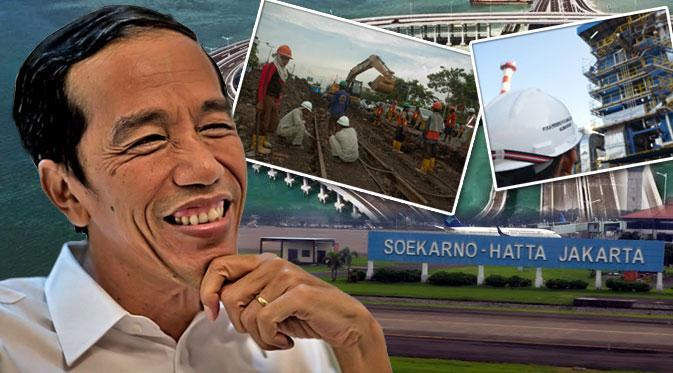 Proyek Mimpi Jokowi