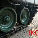 Tank Leopard di Monas 10